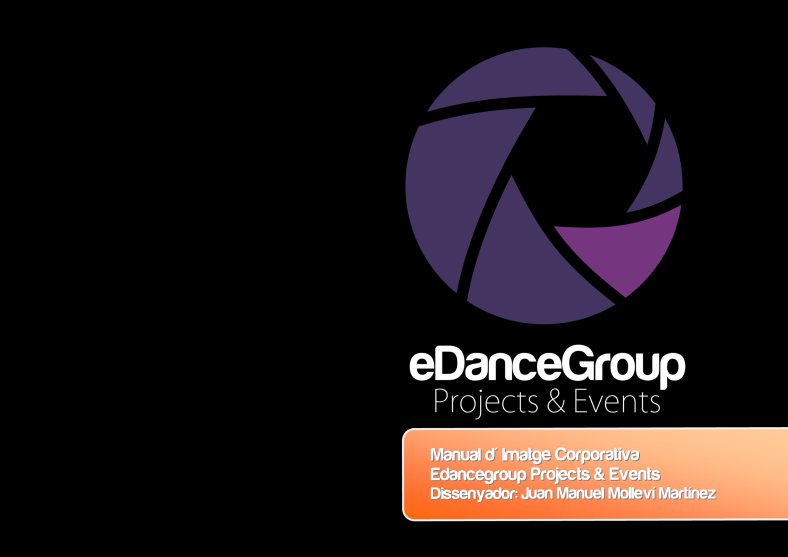 EdanceGroup - Manual d'Imatge Corporativa 01