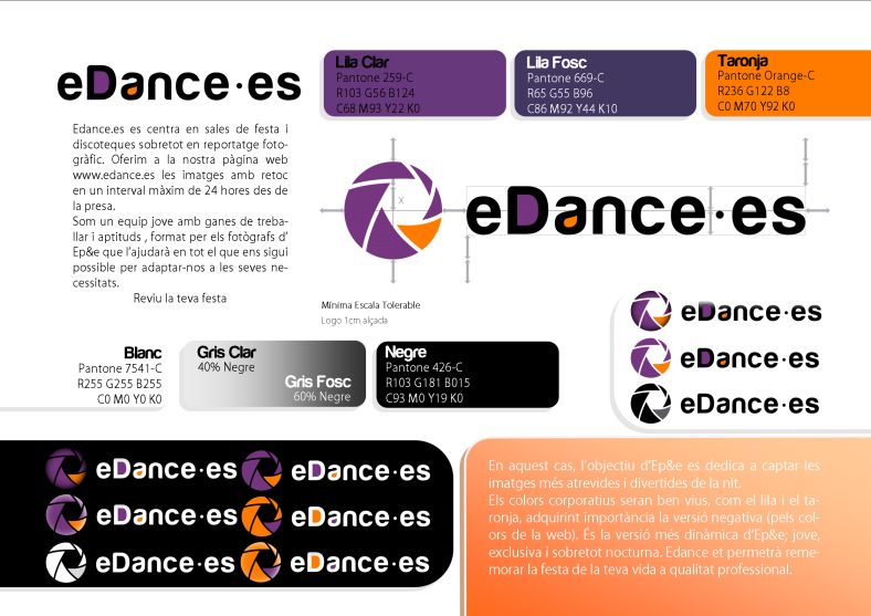 EdanceGroup - Manual d'Imatge Corporativa 03