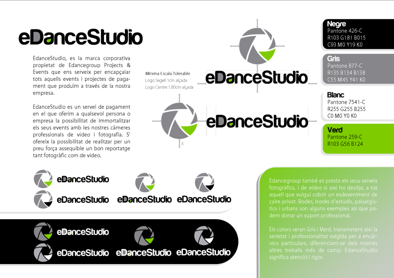 EdanceGroup - Manual d'Imatge Corporativa 04