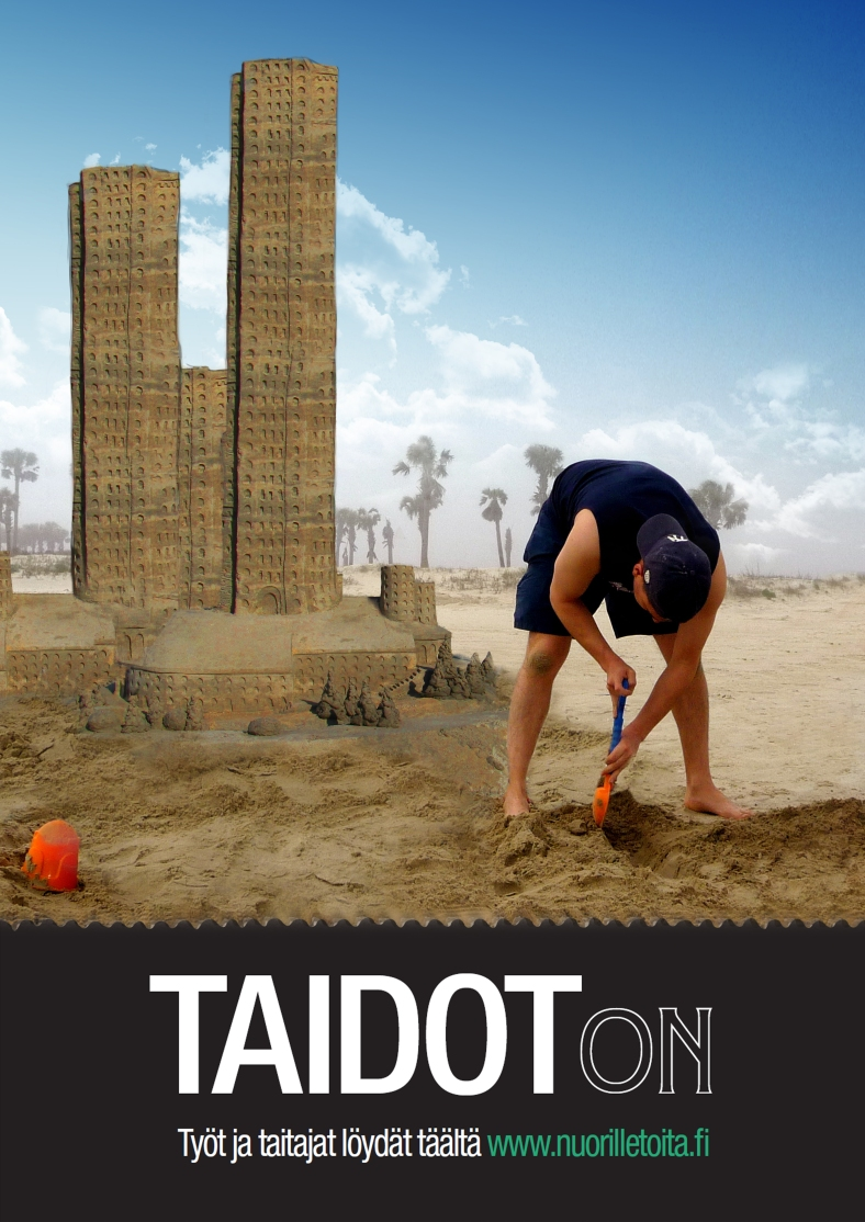 TaidotOn Sand