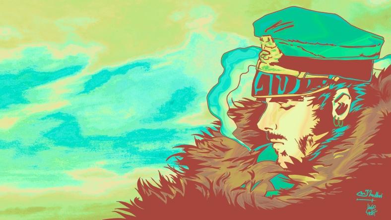 Corto Maltese Comic Anime Ilustración Diseño