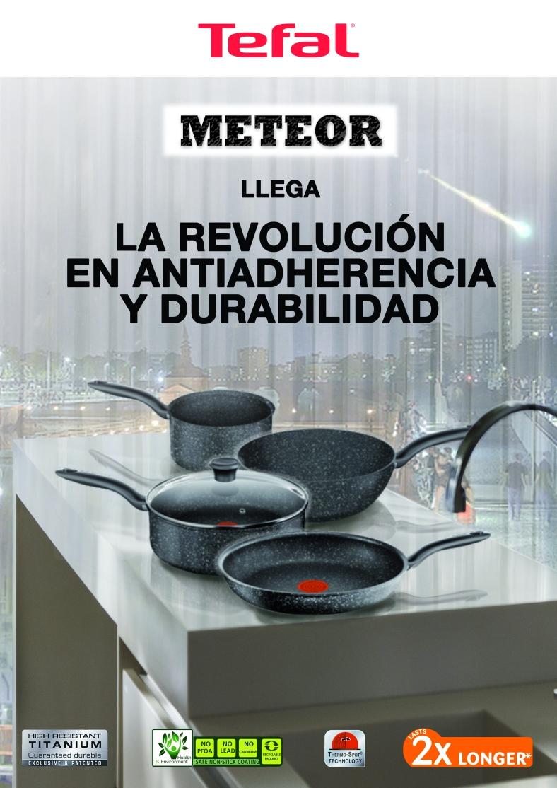 Tefal Meteor Cocina