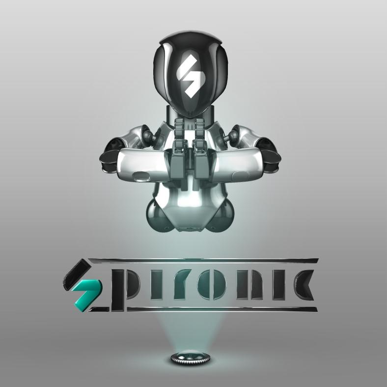 Robot Logo 2